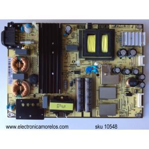 FUENTE DE PODER / TCL 81-PBE055-H95 / SHG5504D01-101H / SHG5504D-101H / MODELO 55US5800 55US5800TAAA