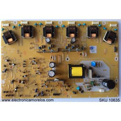 FUENTE / BACKLIGHT/ MAGNAVOX A9DG0MIV / A9DG0M1V-001-IV / BA94G0F0103 2_A / BA94G0F0103 7_A / MODELO 37MD350B/F7 / PANEL UH37MXB