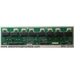 BACKLIGHT INVERSOR / SONY 19.26006.326 / 1926006326 / 4H.V1448.691/C / 4H.V1448.691/D / MODELO KDL-32S3000 / PANEL T315XW02 V.E