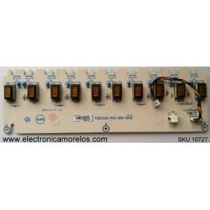 BACKLIGHT INVERSOR / VIZIO INTVAGAAMXA1 / AGAAMXA1 / 715G3335-P03-000-003S / MODELO VA26LHDTV10T / PANEL TPT260B2