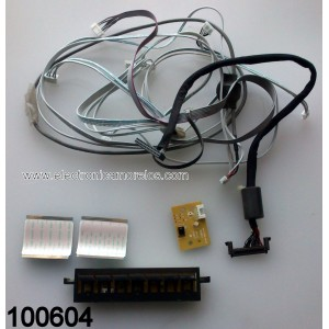 KIT DE CABLES PARA TV / CURTIS LCD4680A