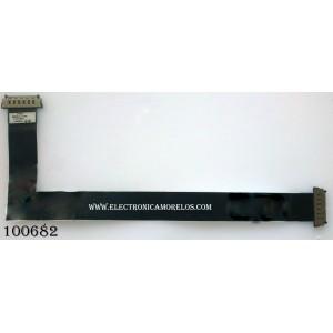 CABLE LVDS PARA TV / BN96-17116K / LTJ550HQ02-V / MODELO UN55D7000LFXZA