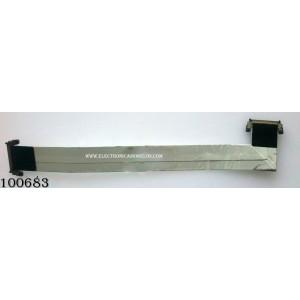 CABLE LVDS PARA TV / SAMSUNG BN96-10476A / MODELO PN50B550T2FXZA