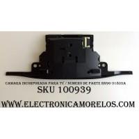 CAMARA INCORPORADA PARA TV / SAMSUNG BN96-31803A / Phoenix,BN96-31803A / CN62BN9631803AD64DF9F0255 / MODELOS UN78HU9000FX / UA55HU9000RMXL / UE55HU8500TXMS / UN55HU9000FX / UA65HU9000RXSJ / UE65HU8500TXXU / UN65HU9000FXZC / UN65HU9000FXZA TS01