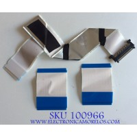 KIT DE CABLES PARA TV LG / E241234 / 20861 / MODELO 50UH5530-UB