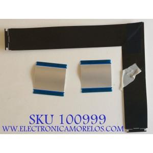 KIT DE CABLES PARA TV  INSIGNIA / AWM 20861 105C 60V  / E337139 / MODELO NS-50DF710NA19
