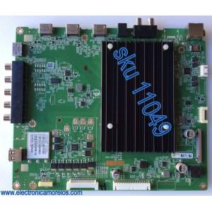 MAIN / VIZIO Y8387374S / 374C / 0160CAP0DE00 / 1P-0165X00-4011 / Y8387374C / MODELO E60-E3 LFTRVUBS / E60-E3 LFTRVUDS / E60-E3 LFTRVUAS / PANEL S600DUA-3