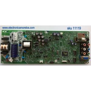 FUENTE / MAIN / SANYO A6AFHUT / BA4AFSG0201 1 / MODELO FW32D06F ME6 / PANEL U64F0XT