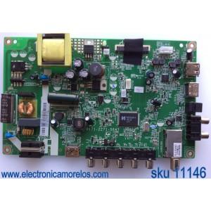 MAIN / FUENTE (COMBO) / VIZIO 3639-0182-0150 / 0171-2271-5647 / MODELO D39h-C0 LAUATCAR / PANEL T390XVN01.0