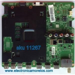 MAIN / SAMSUNG BN94-09030B / BN41-02344B / BN97-09264W / MODELO UN65KU6500FXZA FA01 / PANEL CY-WJ065HGLV1H