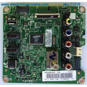 MAIN / SAMSUNG BN94-11249A / BN41-02215A / BN97-11531A / MODELO UN24H4000AFXZA IP02 / PANEL V236BJ1-LE2 REV.C7