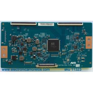 T-CON / VIZIO 55.65T50.C01 / 5565T50C01 / 65T50-C01 / MODELO E65-E1.LTMWVKBS / PANEL TPT650UA-QVN06.U REV:S600A