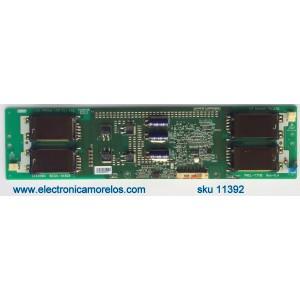 BACKLIGHT INVERSOR / TOSHIBA 6632L-0482B / 2300KTG008B-F / PNEL-T711B / SUSTITUTAS 6632L-0482A / 6632L-0482C / MODELO 42XV5440U / PANEL LC420WUD(SA)(B1)