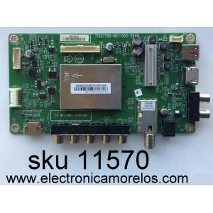 MAIN / VIZIO 756TXGCB01K0130 / XGCB01K013 / 715G7769-M01-000-004N / XGCB01K013 / XGCB01K013020X / PANEL TPT430H3-DUYSHA.G REV:S1AL / MODELOS D43N-E1 / D43N-E1 LTT7VNAS