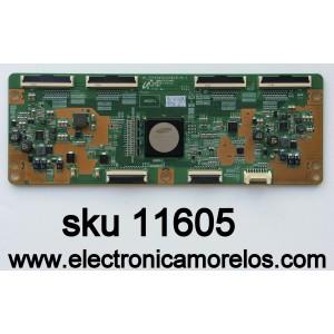 T-CON / SAMSUNG BN96-30714B / 30773C / VD_STV5565EU22BC6LV0.3 / MODELO UN65HU8500FXZA TS01 / PANEL CY-KH065FSLV1H