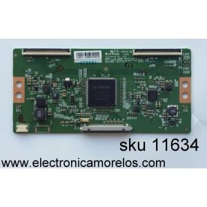T-CON / HISENSE 6871L-4236B / 4236B / 6870C-0552A / MODELO 43CU6100 / PANEL HD426K3U21\S1\GM\ROH