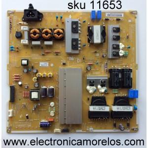 FUENTE DE PODER / VIZIO EAY63729201 / EAX66055501(2.3) / MODELO E65-E1 LTMWVKBS / PANEL LC650EQF(PH)(F1)