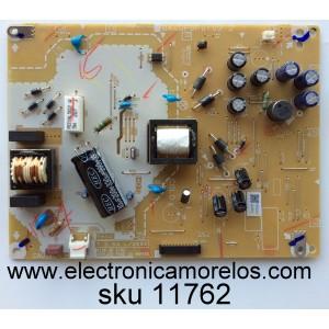 FUENTE DE PODER / EMERSON A44F0022 / BA4GF0F0102 2 / MODELO LD320EM5 / PANEL U44F4RA
