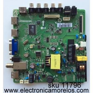 MAIN / FUENTE / (COMBO) / ELEMENT H16050716 / TP.MS3393T.PB758 / MODELO ELEFW328 LE-32GJL4-B3 / PANEL BOEI320WX1-01