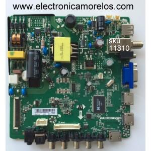 MAIN / FUENTE / (COMBO) ELEMENT H16071105 / TP.MS3393T.PB758 / MODELO ELEFW328 LE-32GJL4-B3 / PANEL BOEI320WX1-01