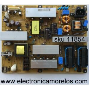 FUENTE / BACKLIGHT / LG EAY60869407 / EAX61124201/16 / LGP42-10LF / 3PAGC10011A-R / SUSTITUTAS EAY60869402 / EAY62511701 / MODELO 42CS570-UD / 42LK430-UA / 42LD452B-UA / 42LD452C-UA / 42LK450-UB / 42LK450-UH / 42LK451C-UB / 42LK520-UA / 42LK530 / 42LK550
