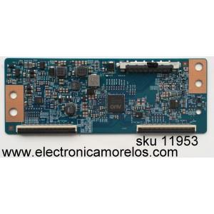 T-CON / VIZIO 55.50T20.C18 / 5550T20C18 / T420HVN06.3 CTRL BD / 42T34-C03 / MODELO E50-C1 LTCWSKER