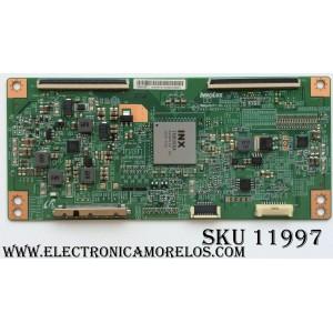 T-CON / HISENSE TAMDJ4S50 / 94V-0E88441E03 / PANEL´S HE650HU-B01\S1.B2\GM\ROH / 189490 / RLD650WY QD0.004 Rev.00 / MODELOS 65H7B2 / 65CU6200 / 65UH5500-UA / 65UH5500-UA.CUSJLH