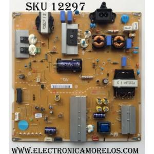 FUENTE DE PODER / LG EAY64210801 / 64210801 / EAY64210801 / LGP6065-16UL6 / EAX66796301(1.6) / MODELO 60UH6550-UB.BUSWLJR