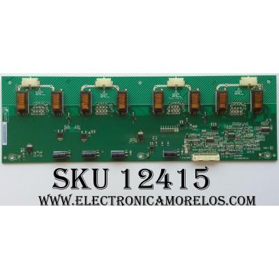 BACKLIGHT INVERSOR / RCA 44.BYH01.002 / 44BYH01002 / 4H.V3008.001/C1 / MODELO L32HD35D
