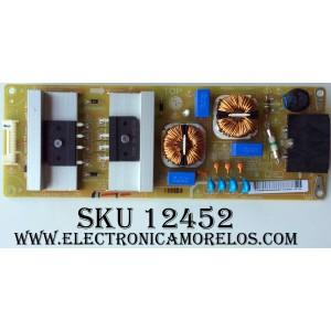 SUB FUENTE / LG EAY63989801 / 63989801 / LGP55C-150P / MODELO 55EG9100-UB