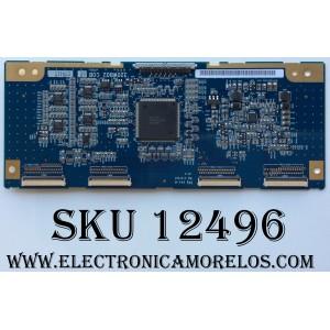 T-CON / VIEWSONIC 320WB02C0B6E / 320WB02C0B / MODELO VS11335-1M / PANEL CLAA320WB02C