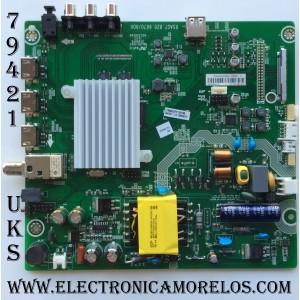 """MAIN / HISENSE 192205 / RSAG7.820.6670/ROH / MODELO 40"""" / PANEL HD400DF-E32"""