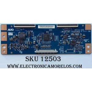 T-CON / SAMSUNG 55.50T12.C03 / 5550T12C03 / 50T11-C02 / T500HVN05.0 / MODELO UN50F5500AFXZA BH05 / PANEL HF500BGA-B2