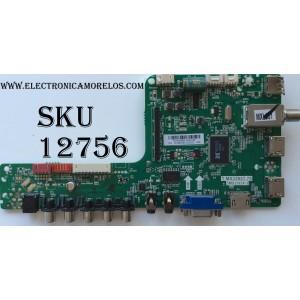 MAIN / SANYO B14020685 / 02-MB3393-CQS002 / T.MS3393T.78 / 3MS3393X-3 / MODELO FW50D36F ME1 / PANEL V500HJ1-LE8 REV.C1