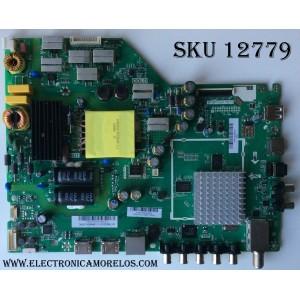 MAIN / FUENTE / (COMBO) / VIZIO A16077593 / TP.MT5580.PB75 / MODELO D43-D2 LWZ2ULDS / PANEL T430HVN01.0