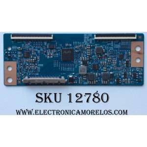 T-CON / VIZIO 55.43T01.C25 / 5543T01C25 / T430HVN01.0 / 43T01-C0B / SUSTITUTA 55.43T01.C03 / MODELO D43-D2 LWZ2ULDS / PANEL T430HVN01.0