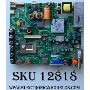 MAIN / FUENTE (COMBO) / JVC MSAV3226-ZC01-01 / M02/A61257 / MODELO LT-19EM74