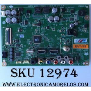 MAIN / LG EBT64041004 / EAX66447003(1.0) / MODELO 49LF5100-UA.BUSYLOR