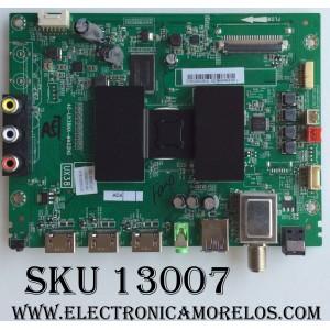 MAIN / TCL V8-UX38001-LF1V025(C5) / V8-UX38001-LF1V025(B5) / GTC000191A / GTC000279A / 40-UX38NA-MAG2HG / PANEL LVF480CS0T E29 / MODELOS 48FS3750 48FS3750TAAA / 48FS3750 48FS3750TDAA