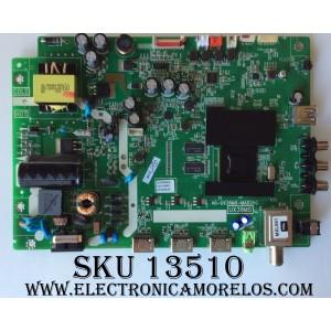 MAIN / FUENTE / (COMBO) / TCL GTC000091A / 40-UX38M0-MAD2HG / UX38M0 / V8-UX38001-LF1V024(J2) / MODELO 32S3750TLAA