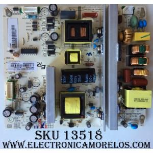 FUENTE DE PODER / RCA AE0050383 / ER996P-B-168300-P08 / ER996P / ER996P B / MODELOS PLDED5515-D-UHD / RTU5540-B