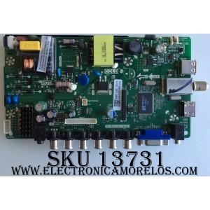 MAIN / FUENTE / (COMBO) / SCEPTRE B15093495 / TP.MS3393.PA501 / MODELO E246BV-FMQC / PANEL M236HJJ-P02