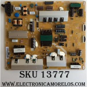 FUENTE DE PODER / SAMSUNG BN44-00716A / L60G2Q_EHS / MODELO UN60H7150AFXZA HH01 / PANEL CY-LH060DSSV2H-FW37