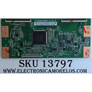T-CON / TCL 342911003603 / ST5461D04-1-C-1