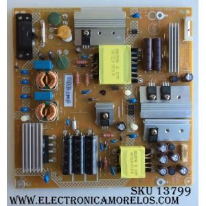 FUENTE DE PODER / VIZIO PLTVGY431XAJ6 / 715G8095-P02-001-002S / GY431XAJ6 / (X)PLTVGY431XAJ6 1717 / PANEL TPT500U1-QVN03.U REV:S5B0H / MODELO E50x-E1 / E50x-E1 LTMWVJKT