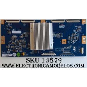 T-CON / RCA 5060AU65000440 / T650QVR05.4 / VS.TU650-5 / V2 1702202 / TU650-5.1 / VERSION 201 / MODELO RTU6549-B