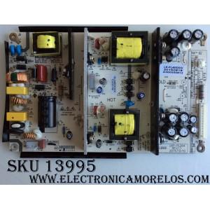 FUENTE DE PODER / GPX LK-PL480203I / LKP-PL264REV:1.1 / 2014/10/10 / MODELO TDE5074B