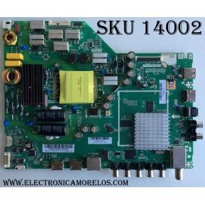 MAIN / FUENTE / (COMBO) / VIZIO A16099987 / TP.MT5580.PB75 / 75500W01A009 / A48D3BDE19E2 / MODELO D43-D2 / PANEL T430HVN01.0