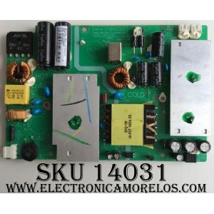 FUENTE DE PODER / ELEMENT SY14038-3 / 3CJ299 / CVB42001 / 1.93.10.00003 / MODELO ELEFW408