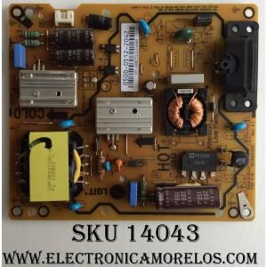 FUENTE DE PODER / VIZIO 0500-0512-2042 / PSEC-A211 / 050005122042 / 3PCR00159A / 0500-0512-2042R / MODELOS E320-A0 LAEKNLGP / E320I-A0 LAEKNLHP